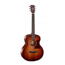 Cort Little-CJ-Blackwood-OPLB CJ Series Электро-акустическая гитара 3/4 с чехлом