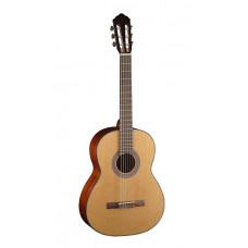 Cort AC200-NAT Classic Series Классическая гитара, массив ели, глянцевая
