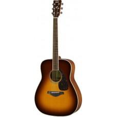 YAMAHA FG820 BSB акустическая гитара