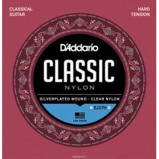 D'Addario EJ27H струны для классической гитары