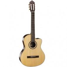 CORT AC160 CF W_BAG NAT Классическая гитара с датчиком