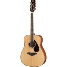 YAMAHA FG820-12N Акустическая гитара 12 струн
