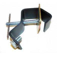 Imlight С40 black струбцина для крепления на трубу d30-40 мм, цвет черный