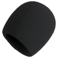 LEEM WS-10 Ветрозащита для микрофона. Чёрная