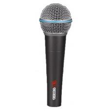 VOLTA DM-s58 Вокальный динамический микрофон, суперкардиода, 50-18000Гц