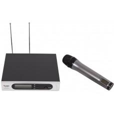 VOLTA US-101 Микрофонная 100-канальная радиосистема с ручным динамическим микрофоном