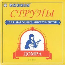 EMUZIN ДП струны для домры прима (трехструнная)