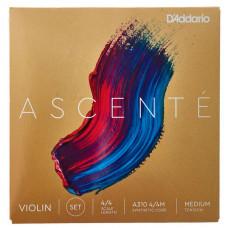 D'Addario A310-4/4M Ascente Комплект струн для скрипки 4/4
