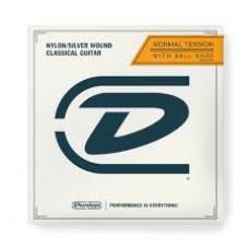 Dunlop DCV100NB Performance Series Комплект струн для классической гитары, посеребр. обмотка