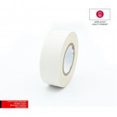 Профессиональный тейп 120mesh @trueGAFF 25мм/9м - Белый /на тканевой основе для киносъемок и сцен тип Gaffer Pro tape