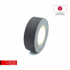 Профессиональный тейп 120mesh @trueGAFF 25мм/9м - Черный /на тканевой основе для киносъемок и сцен тип Gaffer Pro tape