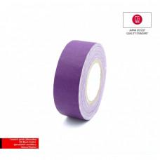 Профессиональный тейп 120mesh @trueGAFF 25мм/9м - Фиолетовый /на тканевой основе для киносъемок и сцен тип Gaffer Pro tape
