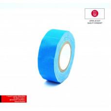Профессиональный тейп 120mesh @trueGAFF 25мм/9м - Ярко Голубой /на тканевой основе для киносъемок и сцен тип Gaffer Pro tape