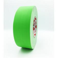 Клейкая лента Gaffer Tape@MATT - Chroma Key Гаффа тейп 50мм/50м - Светло-Зеленый