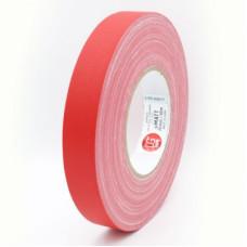 Клейкая лента Gaffer Tape@MATT - Гаффа тейп 25мм/50м - Матовый Красный