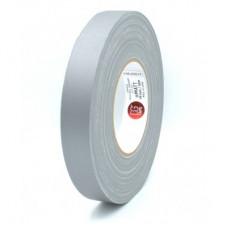 Клейкая лента Gaffer Tape@MATT - Гаффа тейп 25мм/50м - Матовый Серебро/Серый