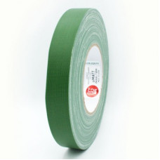 Клейкая лента Gaffer Tape@MATT - Гаффа тейп 25мм/50м - Матовый Зеленый