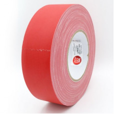 Клейкая лента Gaffer Tape@MATT - Гаффа тейп 50мм/50м - Матовый Красный