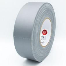 Клейкая лента Gaffer Tape@MATT - Гаффа тейп 50мм/50м - Матовый СЕРЫЙ/СЕРЕБРО