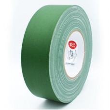 Клейкая лента Gaffer Tape@MATT - Гаффа тейп 50мм/50м - Матовый Зеленый