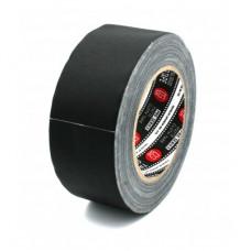 Профессиональный тейп 120mesh @trueGAFF 50мм/25м - Черный /на тканевой основе для киносъемок и сцен тип Gaffer Pro tape