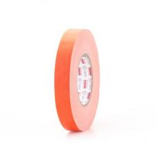Клейкая лента Gaffer Tape@ultraMATT - Гаффа тейп 24мм/50м - Оранжевый (Светится в ультрафиолете)