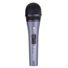 Sennheiser E 825-S  Динамический вокальный микрофон с выключателем, кардиоида