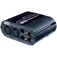 ART DTI  2-х канальный трансформатор/ изолятор