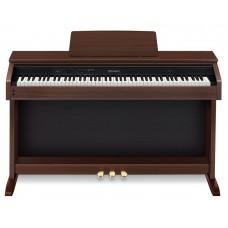 Casio AP-260BN  цифровое фортепиано, 88 клавиш, 128 полифония, 18 тембров, 4 хоруса, 4 реверберации