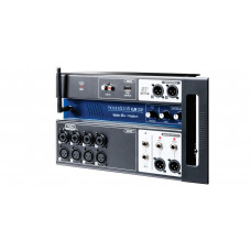Soundcraft Ui-12  рэковый микшер, 4 comboXLR входы mic/ line, 4 XLR входы mic
