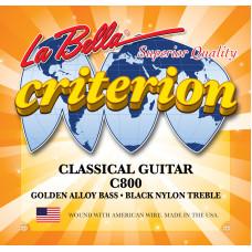 La Bella C800 Струны для классической гитары.