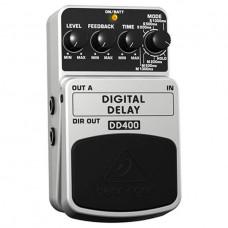 BEHRINGER DD400 DIGITAL DELAY педаль гитарная, цифровой дилей